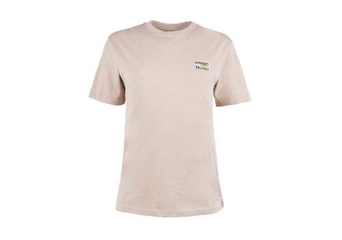 T-Shirt Camping Safari pour femme