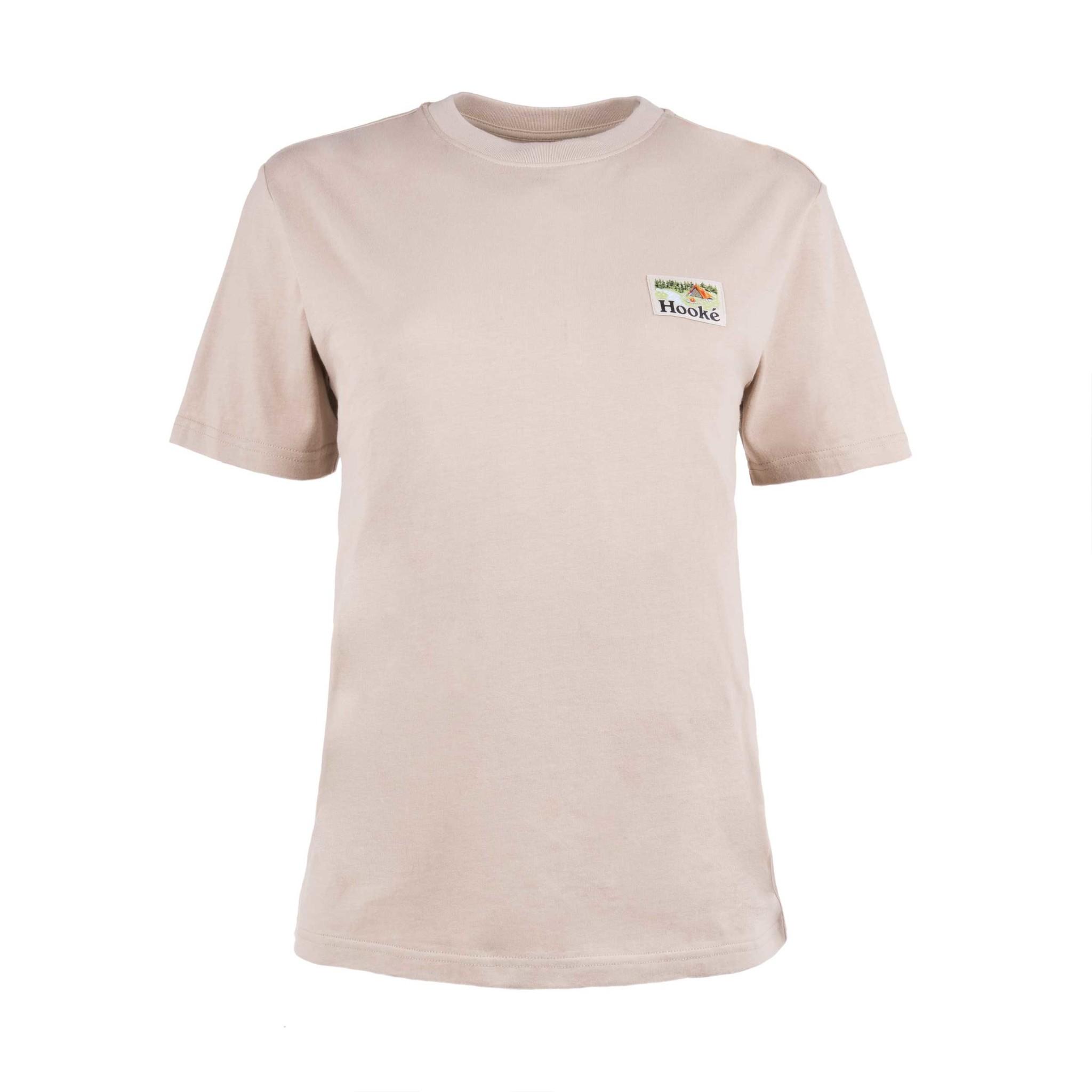 Women's Camping T-Shirt Safari pour femme