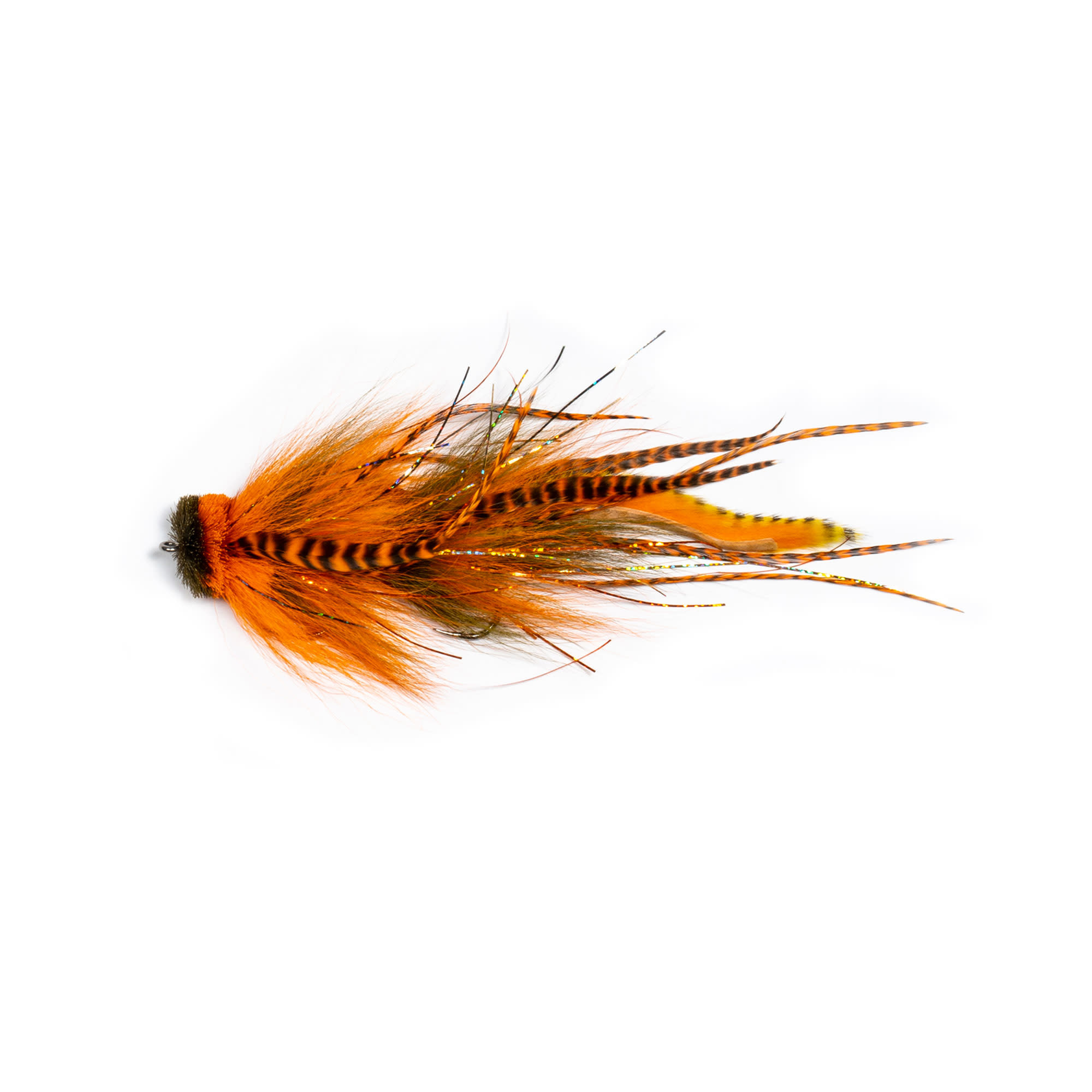 Ezee Buford - Olive/ Orange