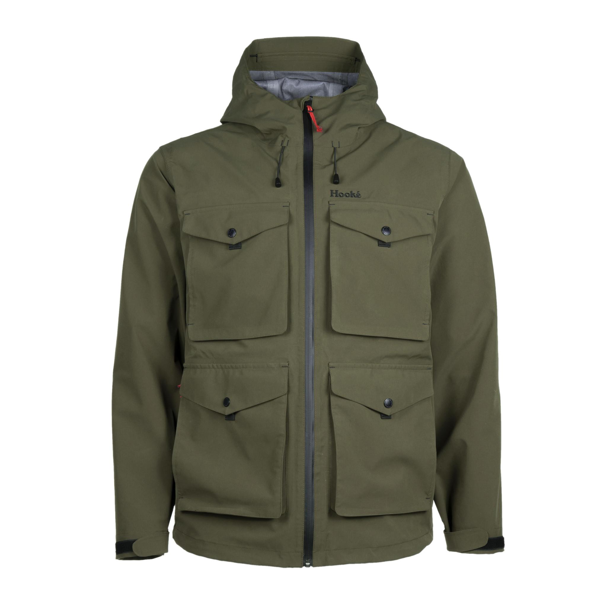 Manteau de Pluie Matapédia Olive