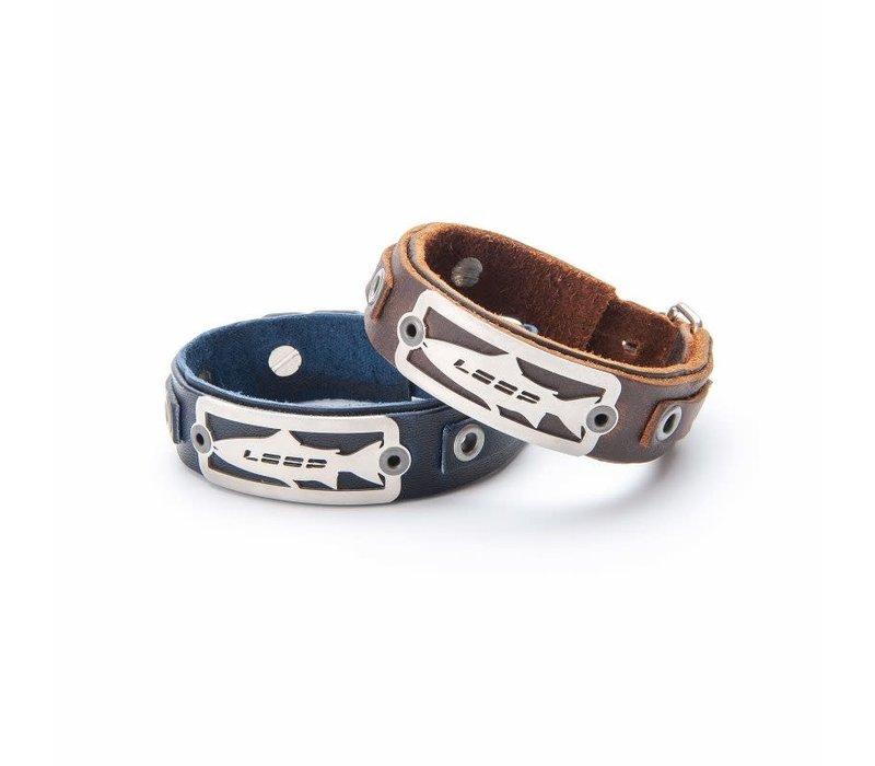 Loop Bracelet Saumon