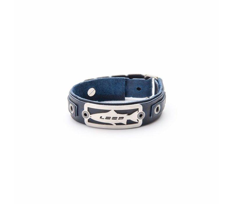 Loop Salmon Bracelet