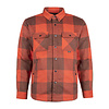 Canadian insulated shirt Red Clay & Camel
