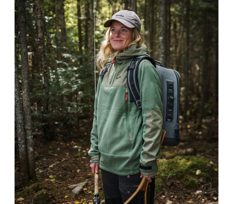 Women's Tech Fleece Hoodie Sage Green