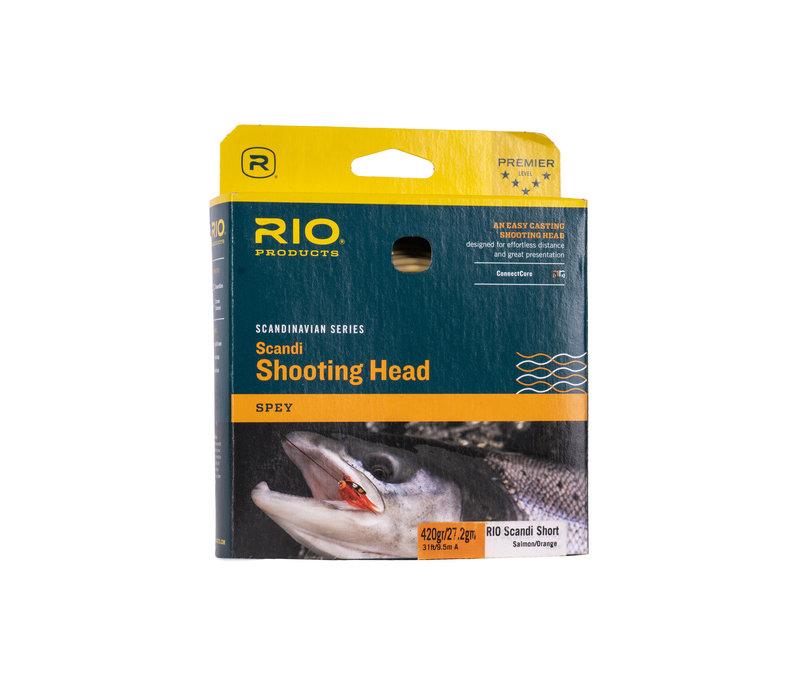Rio Scandi Short