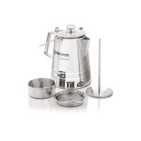 Percolator LE14 Stainless