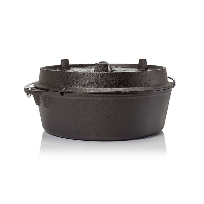 Dutch Ovens with Plane Bottom Surface
