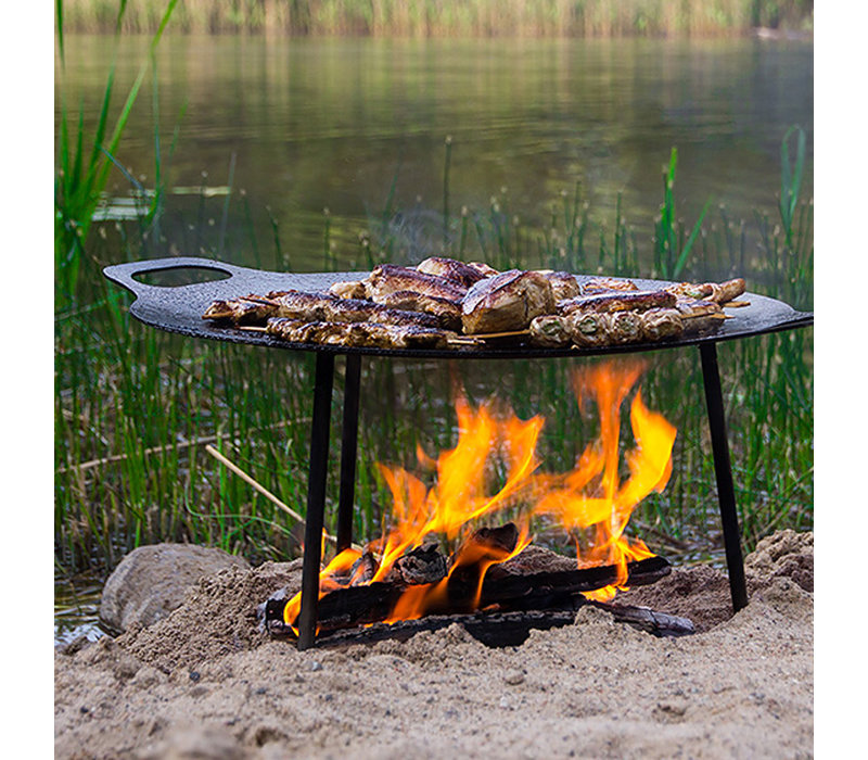 Griddle and Firebowl
