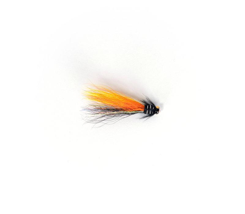 "Snaelda-Krinkle Yellow/Orange/Black (1/2"" Cooper("