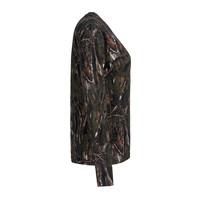 Women's Forest Camo Long Sleeve
