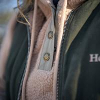Hoodie Muskox en sherpa