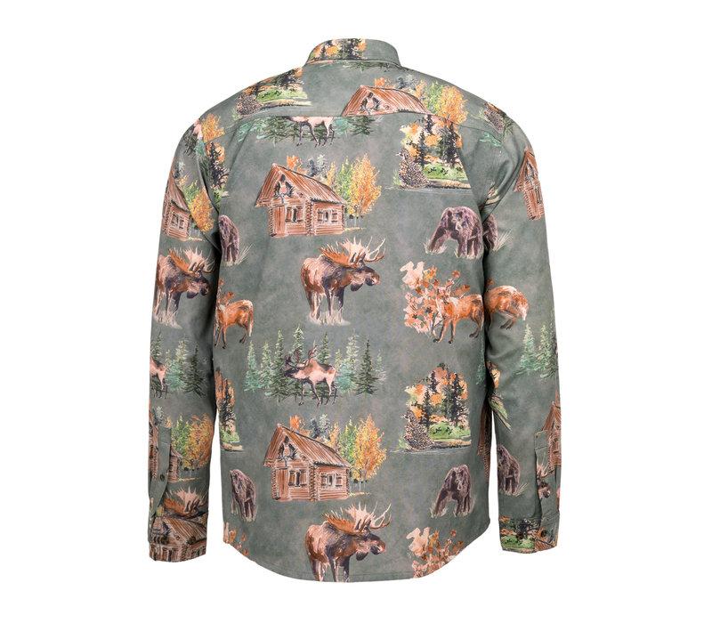 Chemise des bois