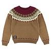 Hooké Gilet en tricot pour enfants