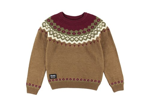 Hooké Knitted Sweater for kids