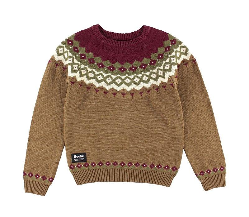 Gilet en tricot pour enfants