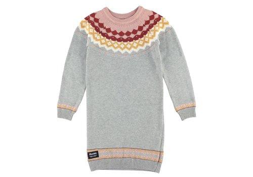 Hooké Robe en tricot pour enfants