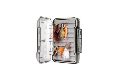 Hooké trout fly box