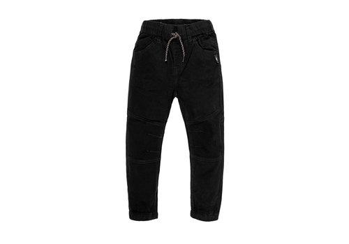 Hooké Pantalons Twill AH21 Noir