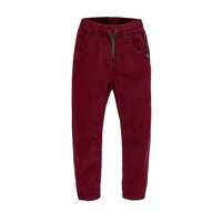 Twill Pants FW21 Burgundy