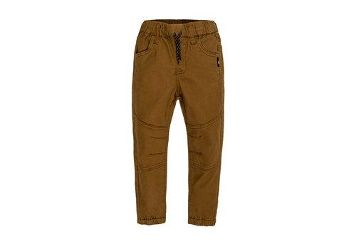 Hooké Pantalons Twill AH21 Brun