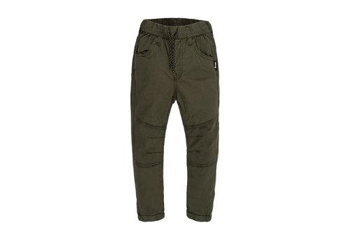 Hooké Pantalons Twill AH21 Olive