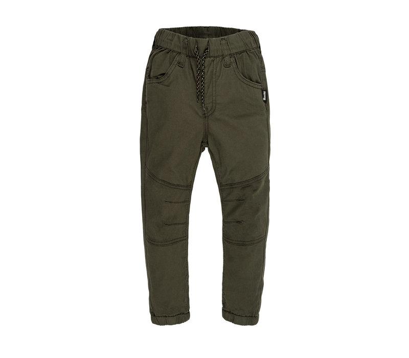 Pantalons Twill AH21 Olive