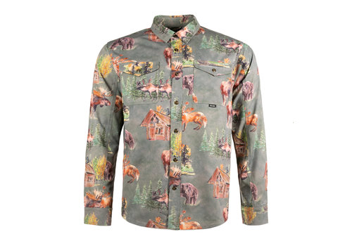 Hooké Woodland Shirt