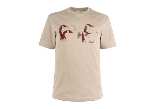 Hooké Geese Heads T-Shirt