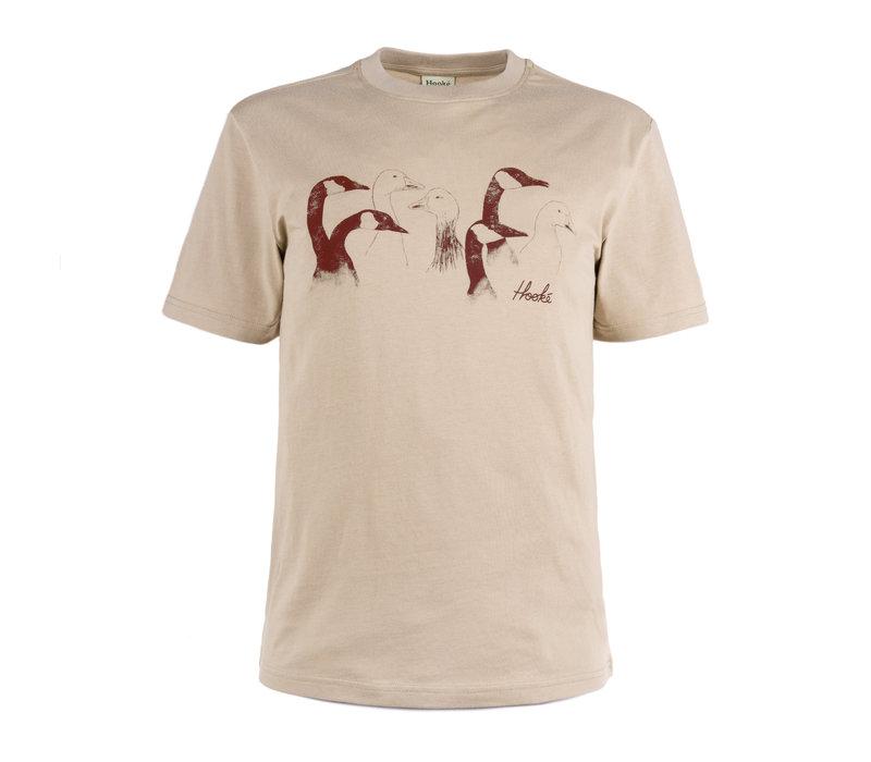 T-shirt bernaches