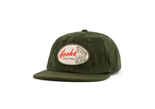 Hooké Patch Wool Cap