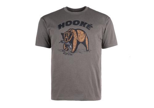 Hooké T-shirt grizzly
