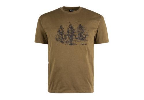 Hooké Geese hunting T-Shirt