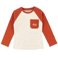 Raglan Chalet T-Shirt Beige Mix