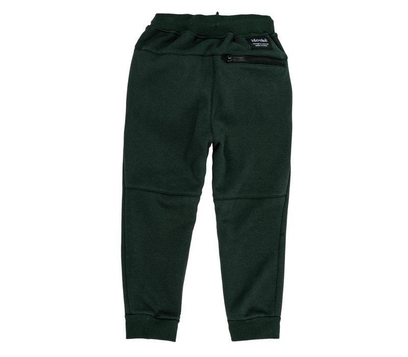 Jogger Pants Forest Green for kids