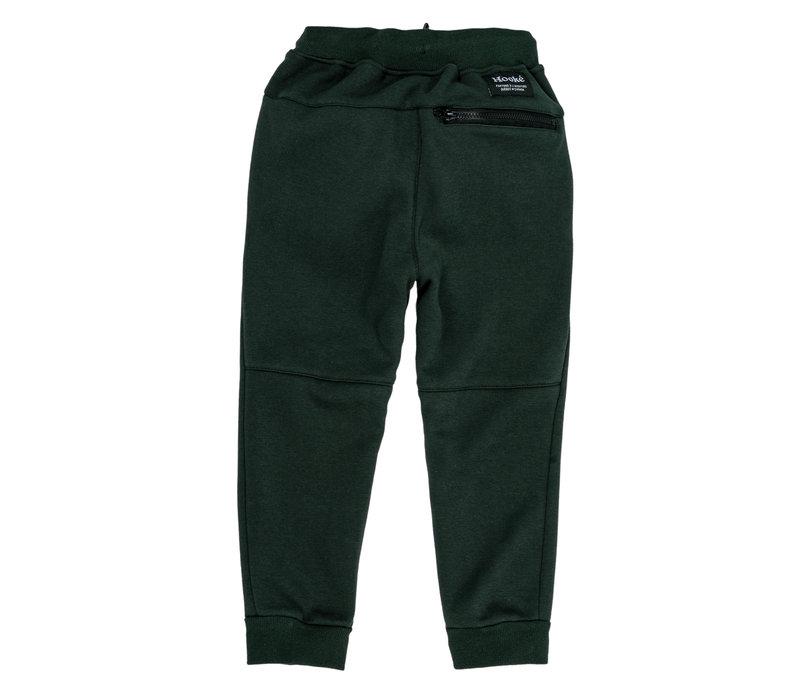 Pantalons jogger Vert Forêt pour enfants