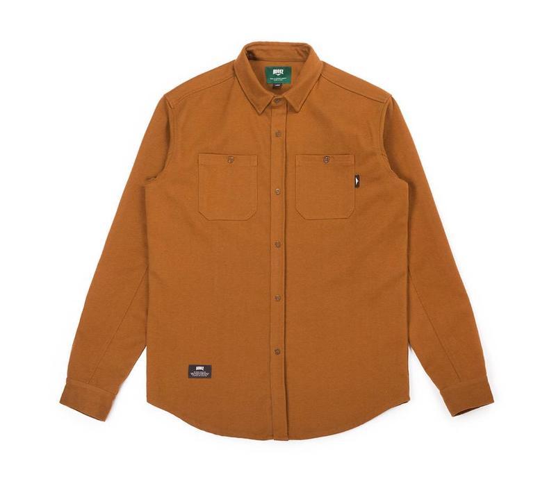 Mountain Shirt Camel
