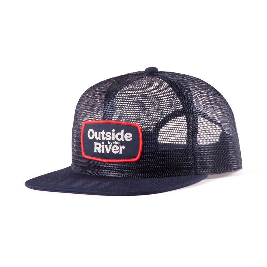 Mesh Trucker Hat Brown - Hooké 1e4594f8601