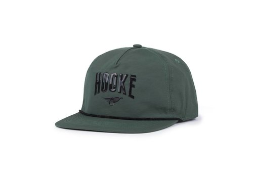 Nylon Strap Back Alpine Green