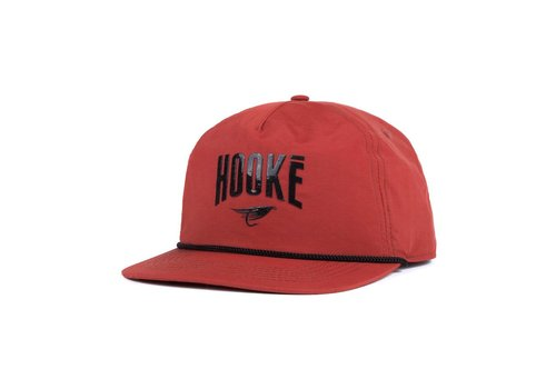 Nylon Strap Back Rouge