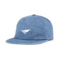 Fly Strap Back Denim