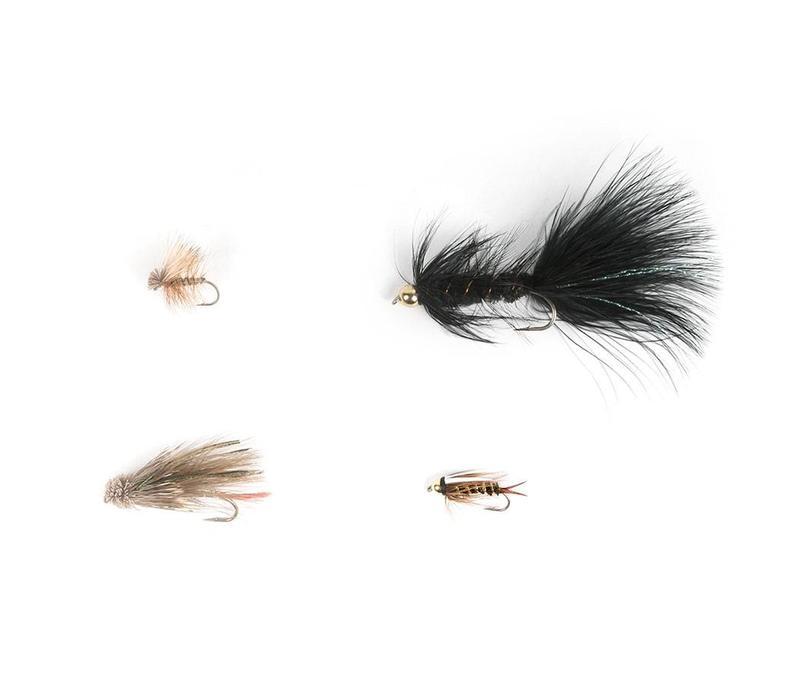 Hooké Fly Wallet Black