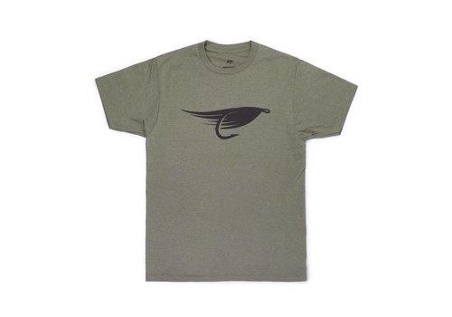 T-Shirt Fly Vert
