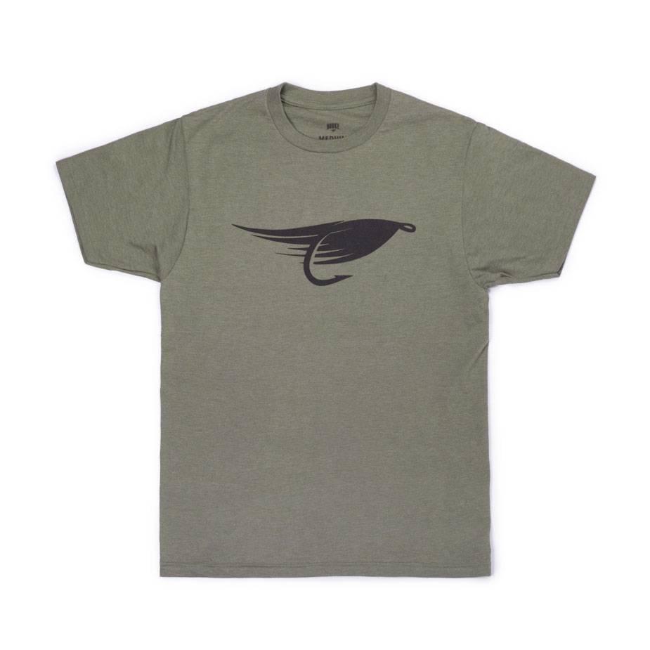 Fly T-Shirt Green