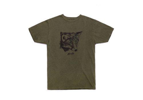 T-Shirt Fox Olive