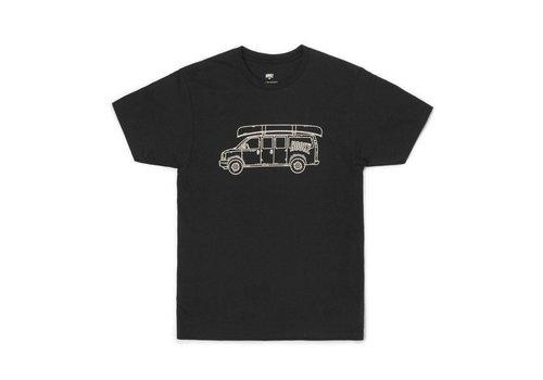 T-Shirt Hooké Van Noir