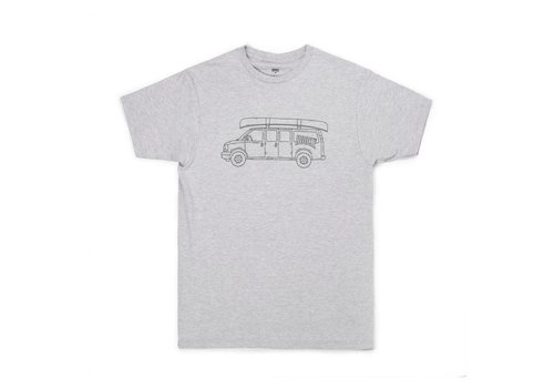 T-Shirt Hooké Van Gris