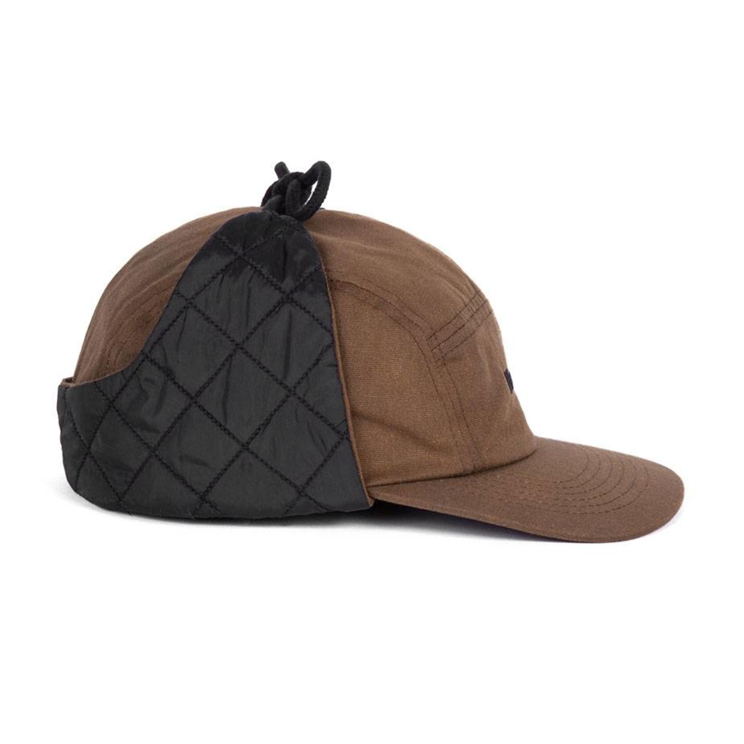 b05c439f2d7 Ear Flap Camper Hat - Brown