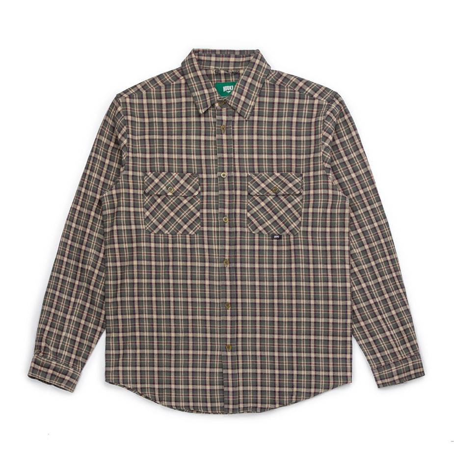 Adventure Shirt Vintage Green