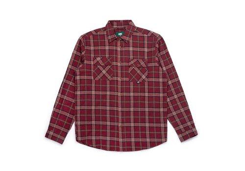 Adventure Shirt Redwine