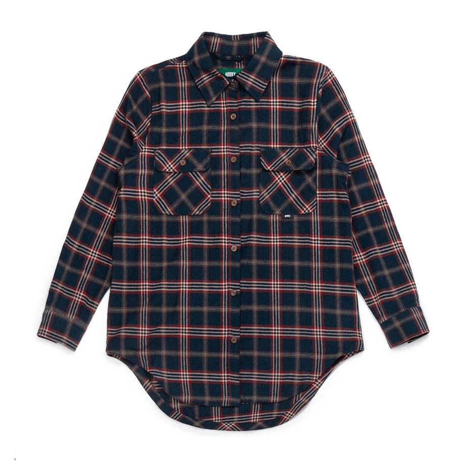 Women's Adventure Shirt Navy
